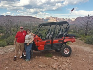 Byron_Petrified Forest UTV Tour_June2015
