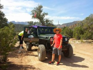 Caleb_Zion Jeep Tour_June 2016