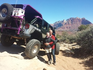 Zion Tour Jeep | ZCORT