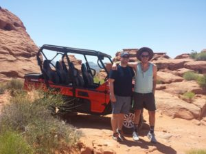 Sand Hollow UTV Tour