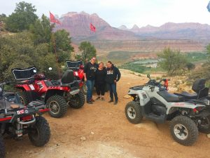 Zion ATV Tour | ZCORT