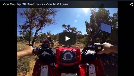 Zion ATV Tours