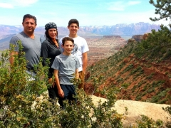 Zion UTV Tour_April 2017