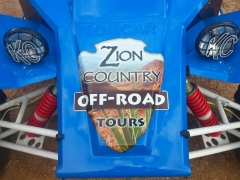 Zion Country Off-Road Tours TomCar