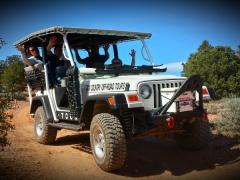 Zion Jeep Tour TJ Maiden Voyage 2017
