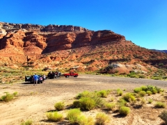 Petrified Forest Staging Area 2015