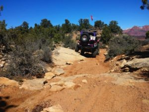 Zion Jeep Tour