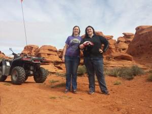 Sand Hollow ATV Tour