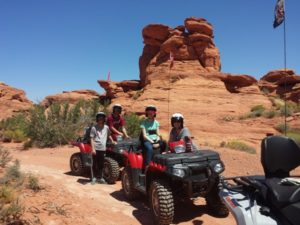 Sand Hollow ATV Tour