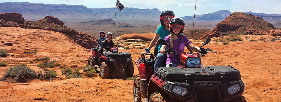 Website slider - Sand Mountain ATV Tour