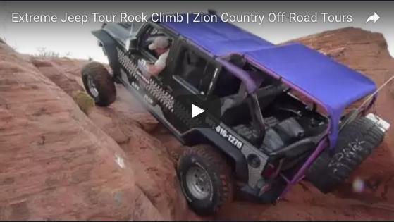 Extreme Jeep Tour