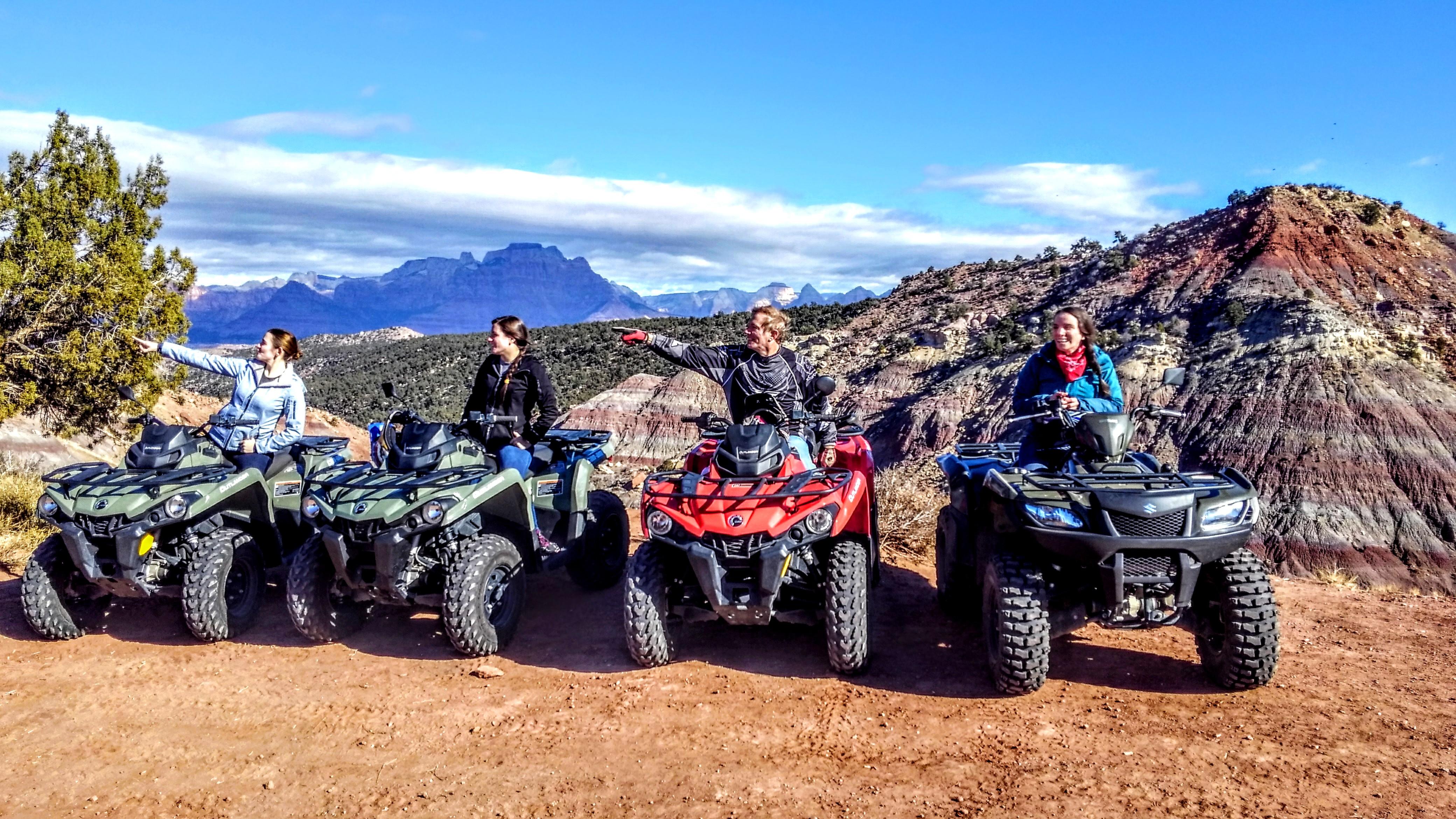 Zion ATV & UTV Tour – Zion ATV Jeep Tours com